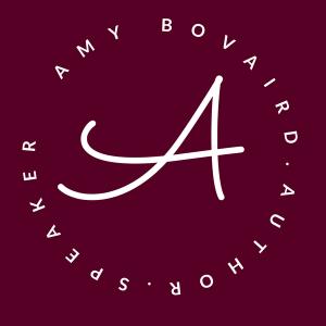 Amy Bovaird Watermark Logo