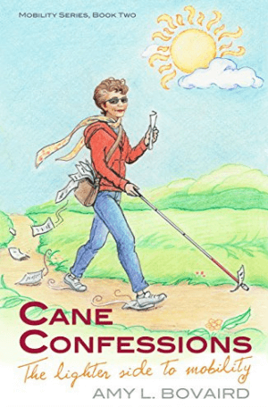 CANE CONFESSIONS by Amy Bovaird