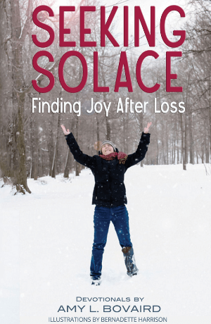 new cover for seeking solace