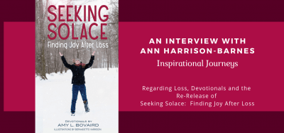 Interview with Ann Harrison-Barnes