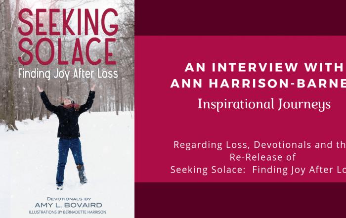 Interview with Ann Harrison-Barnes