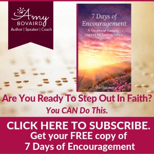 subscribe to amy bovaird mail list image with free copy of 7 Days of Encouragement
