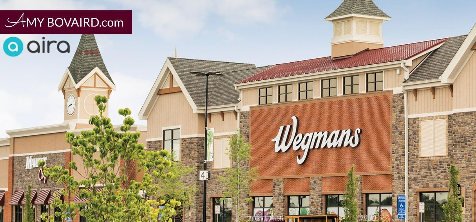 picture of Wegmans grocery store