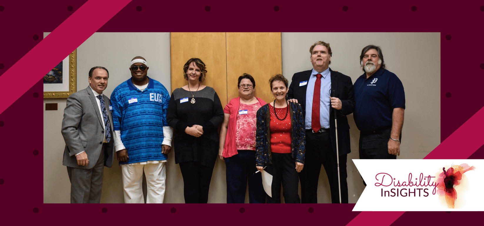 Disabiliy InSIGHTS Group Photo - Featured Image