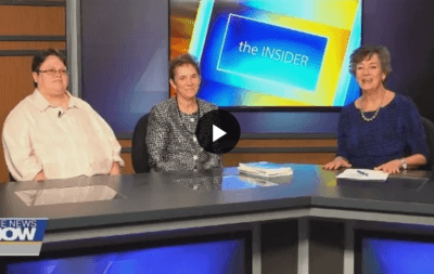 Erie News Now Interview with Amy Bovaird and Aimee Eddy Gross