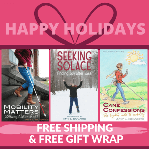 Amys Mobility Series Holiday Book Bundle