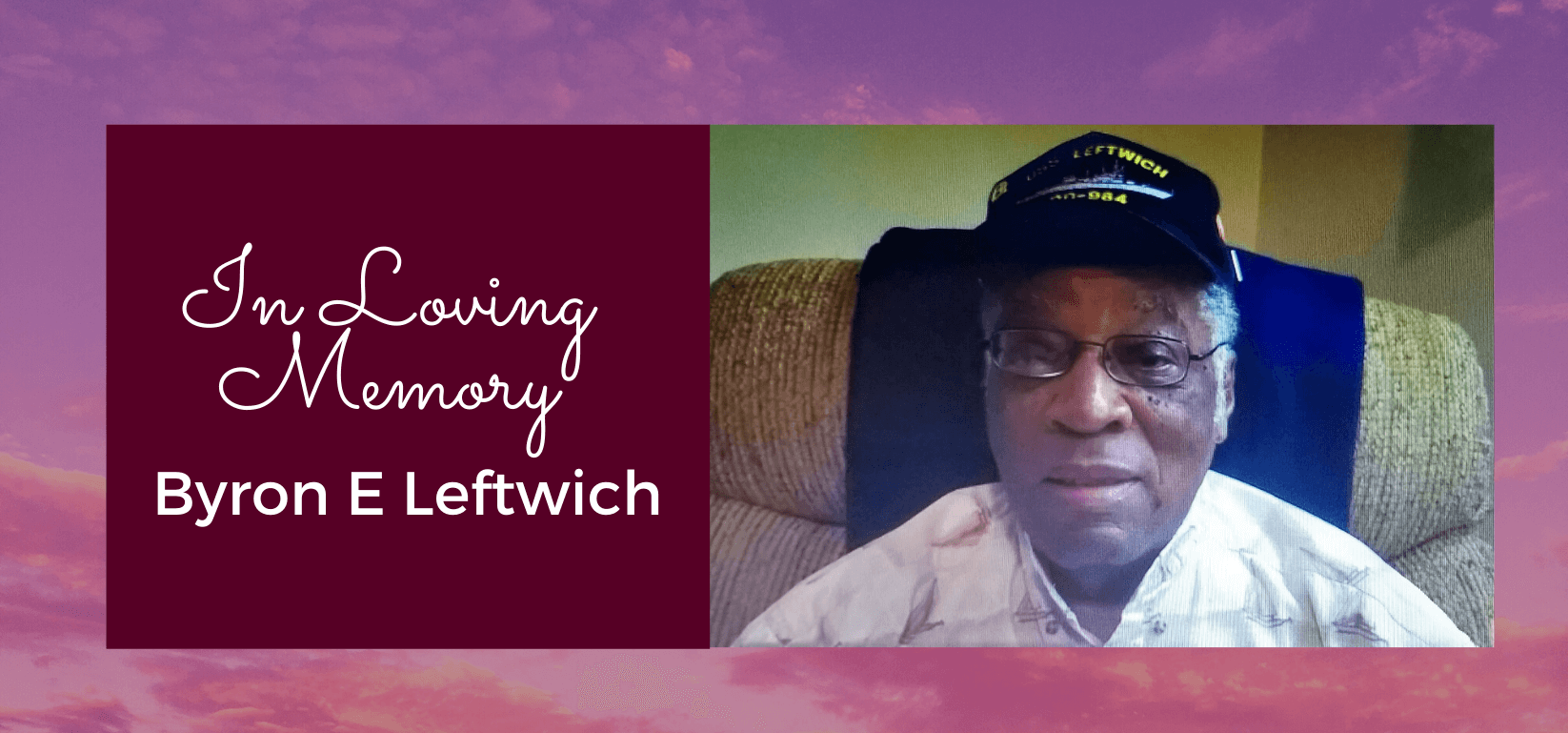 In Loving Memory Byron Leftwich