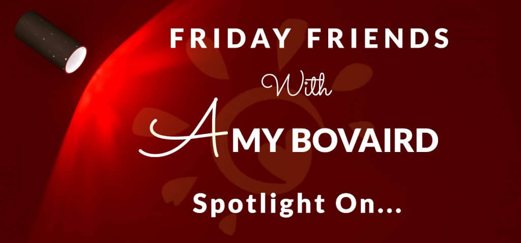 Friday Friends with Amy Bovaird, Spotlight on Empish J. Thomas