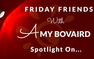 Friday Friends with Amy Bovaird, Spotlight on Becky Andrews