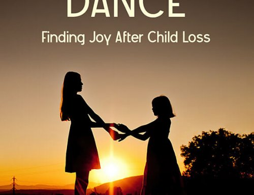 Cover Reveal – A Time to Dance: Finding Joy After Child Loss