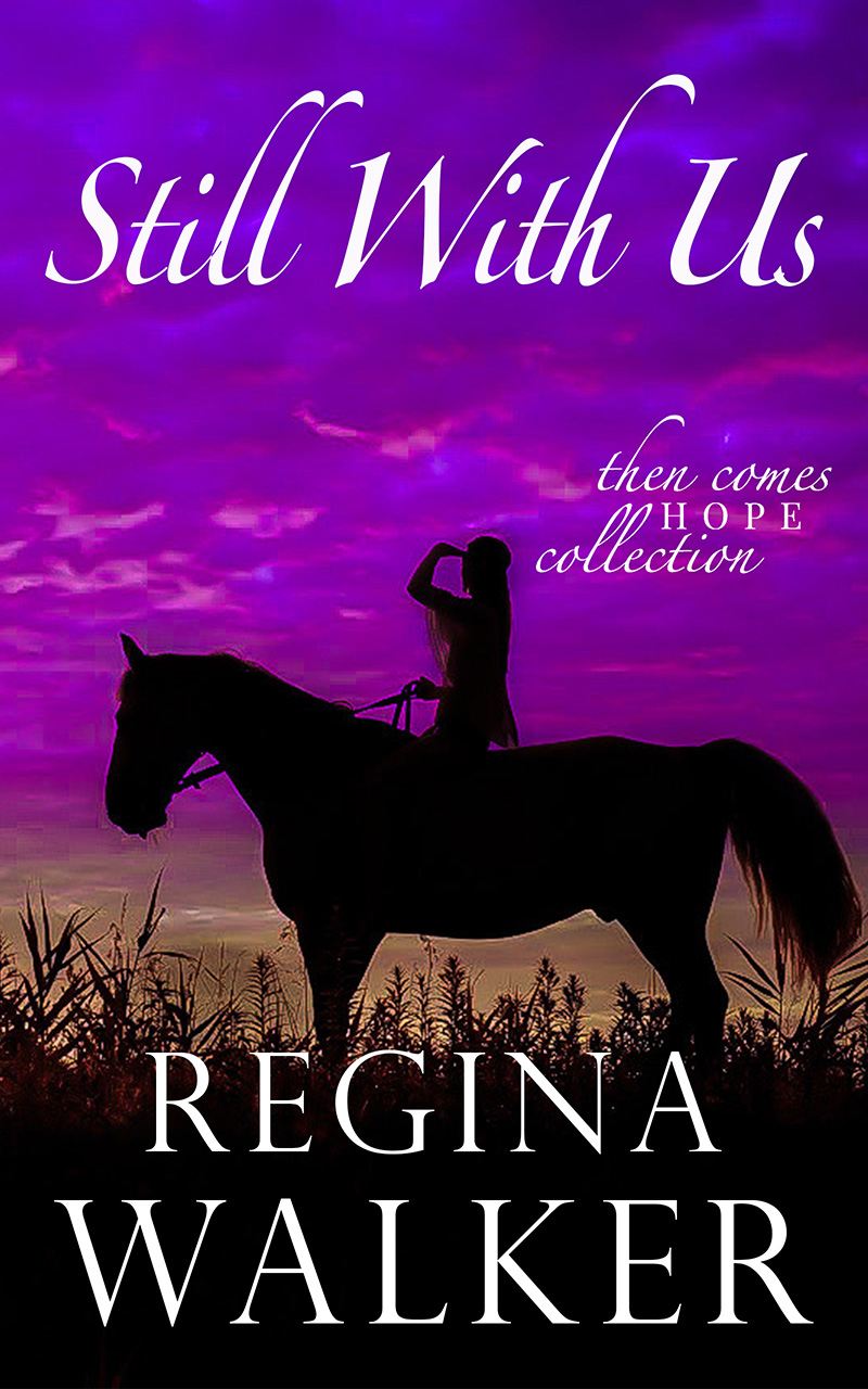 book cover of Still with us by Regina Walker